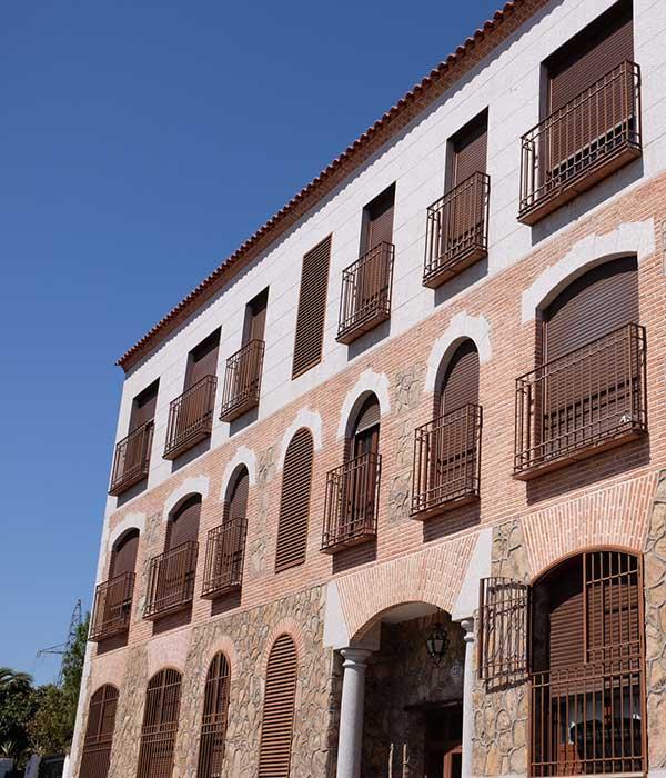 Edif. Calle Clavel